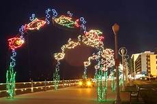 Va Beach Oceanfront Holiday Lights 24 Best Images About Holiday Lights At The Beach On