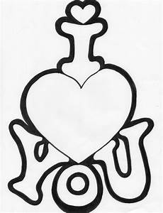 quot i you quot coloring pages