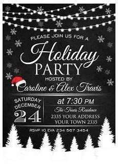 Black And White Christmas Invitations Black And White Christmas Party Invitations Christmas