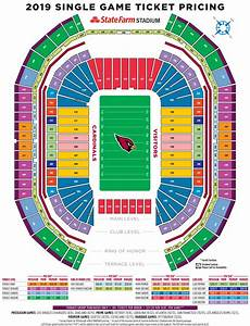 Cardinals Football Stadium Seating Chart University Of Arizona Basketball Stadium Seating Chart
