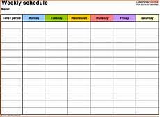 Scheduling Spreadsheet Excel 8 Schedule Spreadsheet Template Excel Excel