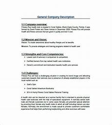 Crossfit Business Plan Template 18 Gym Business Plan Templates Google Docs Ms Word