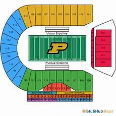 Ross Ade Stadium Seating Chart Rows Purdue Football Ross Ade Stadium Espn