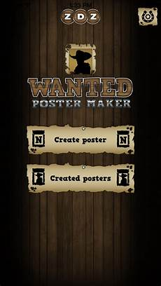 Wanted Poster Maker Wanted Poster Maker Photo Editor Ios
