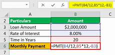 Amortized Loan Formula Amortized Loan Formula How To Calculate Examples