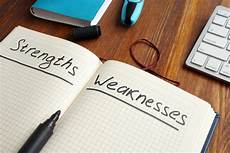 A List Of Strengths And Weaknesses How To Discuss Your Strengths Amp Weaknesses In An Interview