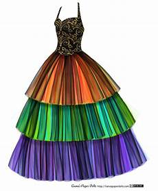 ballgown with tulle skirt a not really a tutorial