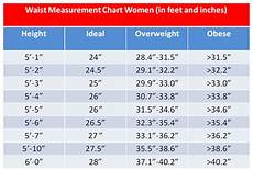 Big And Measurement Chart Your Waistline The Key Measurement For Predicting Heart