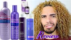 Blue Violet Shimmer Light Shampoo Which Purple Amp Blue Shampoo And Toner Works Clairol