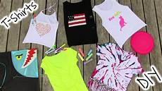 diy projects clothes diy clothes 5 diy t shirt projects cool