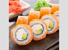 Philadelphia Roll ? One Sushi