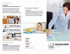Office Cleaning Brochure Office Cleaning Brochure Template Mycreativeshop