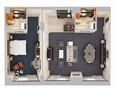 3d floor plans hotel gallery the orlando