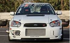 Fastest Subaru The Fastest Subaru Wrx Sti In The World White Bullet