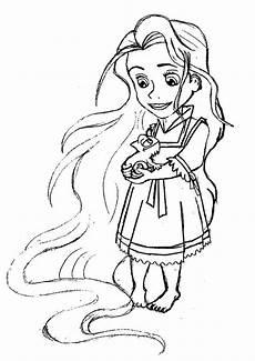 Ausmalbilder Rapunzel Malvorlagen Baby Disney Baby 8 Disney Prinzessin Malvorlagen