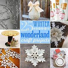 25 winter craft projects the scrap shoppe