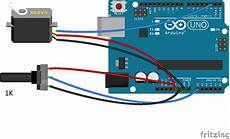 Arduino Servo Motor Control Servo Motor Interfacing With Arduino Arduino Servo Control