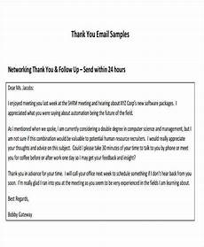 Follow Up Thank You Email 8 Networking E Mail Templates Free Psd Eps Ai Format