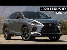 2020 lexus rx 350 f sport suv 2020 lexus rx 350 f sport