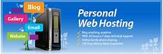 Personal Web Personal Web Hosting Best Way To Represent Yourself Online