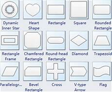 Visio Shape Meanings The Meaning Of Shapes Develop Visual Communication