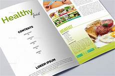 Food Brochure Templates Healthy Diet Food Brochure Template By Erseldondar
