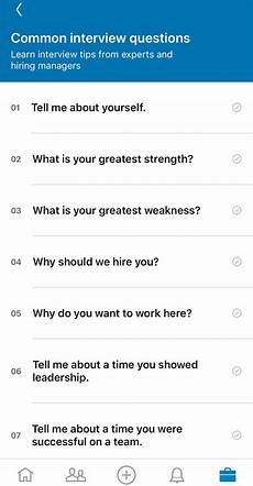 Typical Interview Questions Linkedin Here S How To Practice Common Interview