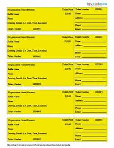 Fundraising Tickets Templates For Free Free Printable Raffle Ticket Templates Business Card