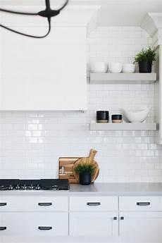 Light Grey Floating Shelves White Shiplap Hood With Light Gray Shelves Transitional