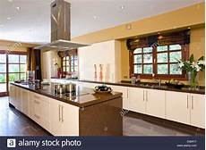 island extractor fans for kitchens extractor fan island unit in modern kitchen in