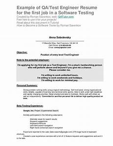 1st Resume How To Write Your First Resume After College Write An