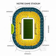 Notre Dame Stadium Seating Chart View Notre Dame Stadium Tickets Notre Dame Stadium