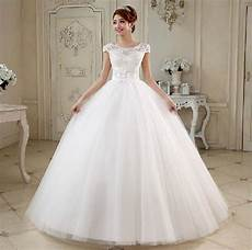 tulle ball gown wedding dresses with pearl vestido de