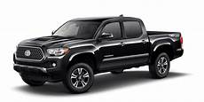 2018 toyota tacoma model info msrp packages features