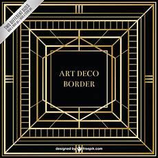 Art Deco Vector Abstract Art Deco Background Free Vector