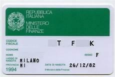 consolato italiano a mosca codice fiscale