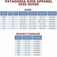 Toddler Youth Size Chart Patagonia Kids Cover The Sun Dress Little Kids Big Kids