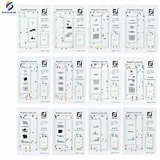 Iphone 5 Screw Size Chart Repair Tool Guide Magnetic Screws Keeper Chart Mat For