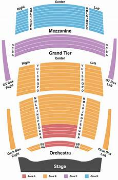 Highland Arts Theatre Seating Chart Knight Theatre Seating Chart Charlotte