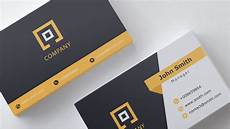 Business Card Template For Word Business Card Template Free Download 1 Youtube