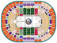 New York Islanders Coliseum Seating Chart New York Islanders Tickets Packages Amp Barclays Center Hotels