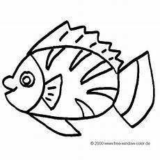 Window Color Malvorlagen Fische Kostenlos Fische Meerestiere