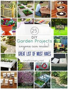 diy projects garden craftionary
