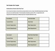 Transition Timeline Template 9 Transition Plan Templates Free Word Pdf Documents