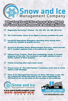 Commercial Snow Removal Contract Snow Plowing Amp Ice Removal Services By Snow And Ice Management