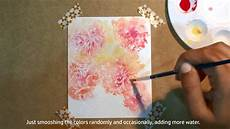 Water Color Cards Card Making 1 Watercolor Card Youtube