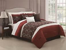 11 cal king sistine embroidered bed in a bag set ebay