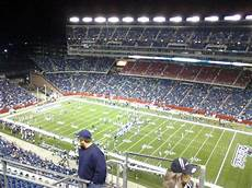 Interactive Seating Chart For Gillette Stadium Gillette Stadium Interactive Football Seating Chart