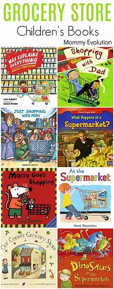 Grocery List Book Grocery Store Books For Children Evolution