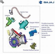 Light Cylinder Pulsar Bajaj Pulsar Rs200 Dtsi Throttle